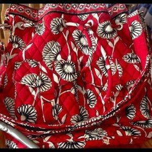 Vera Bradley Bucket Bag + free Matching Wristlet